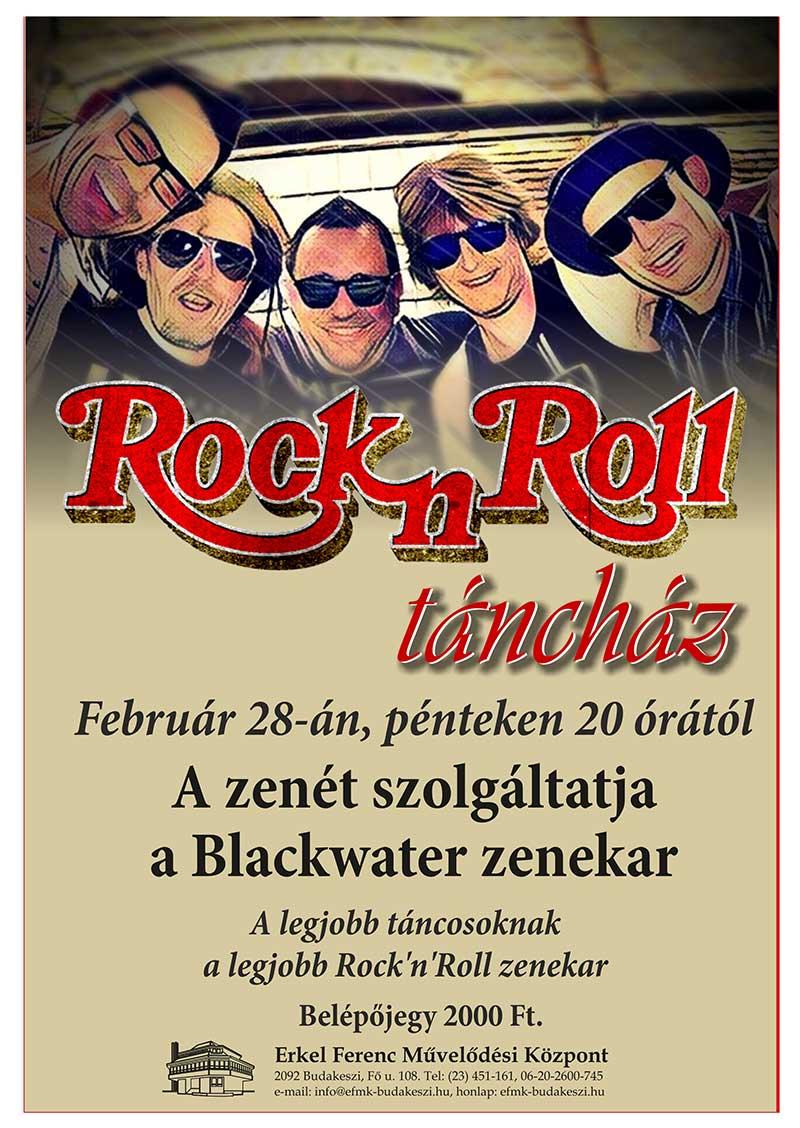 Rock'n'Roll táncház