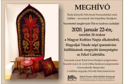 Magyar Kultúra Napja - 2020. január 22. 18.00