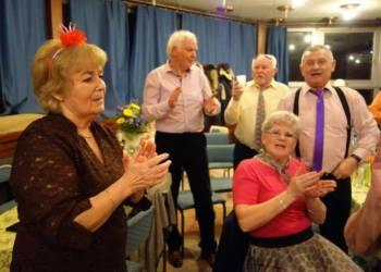 Nyugdíjas klubjaink farsangi ünnepsége